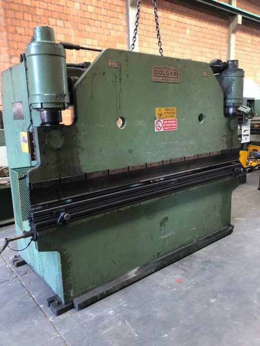 Used Press brake Colgar 3000x80 ton