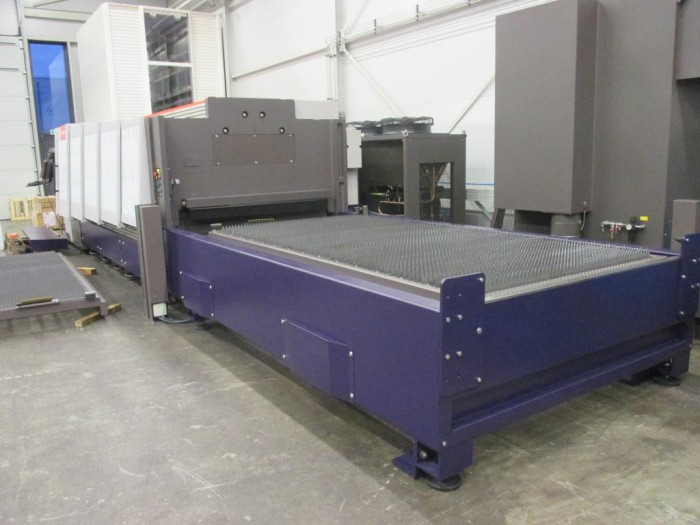 Llaser cutting machine Bystronic Byspeed 3015