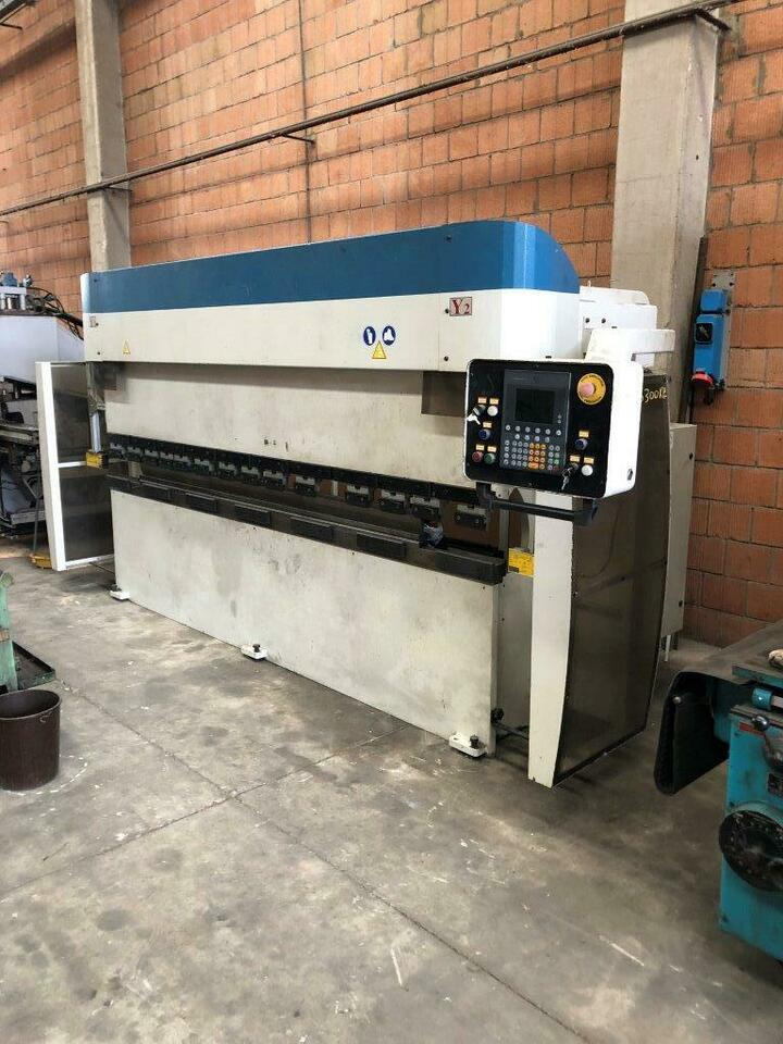 Used Syncro press brake Jordi 3000x70 ton