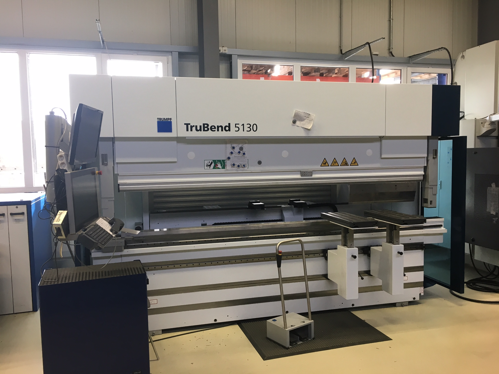 Press brakes - TruBend 5130 (B23) YOM 2017