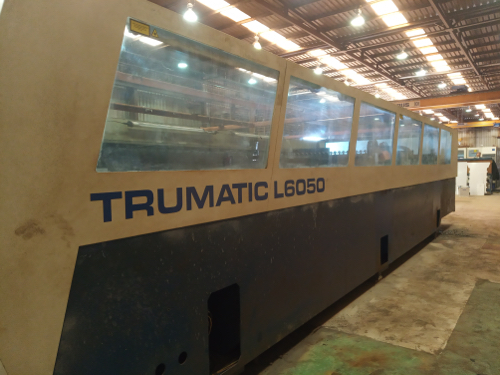TRUMPF TRUMATIC L6050 for sale