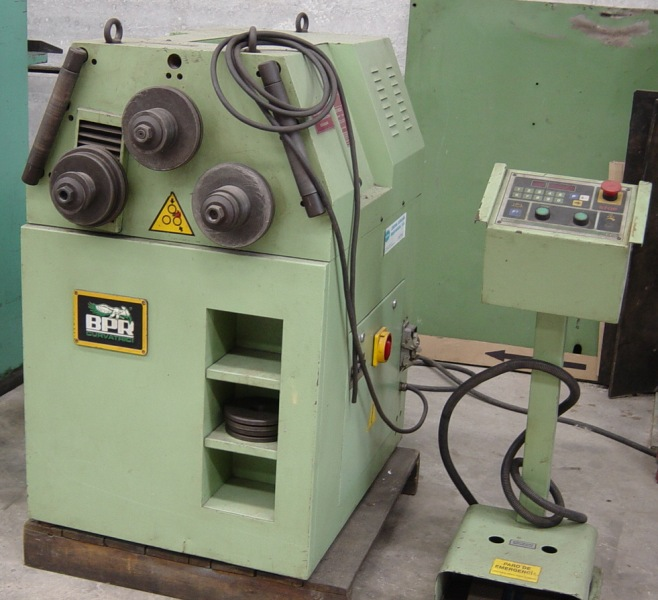 PROFILE BENDING MACHINE BPR