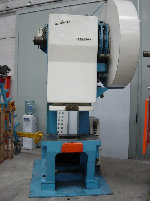 GROTZINGER 100 TN ECCENTRIC PRESS