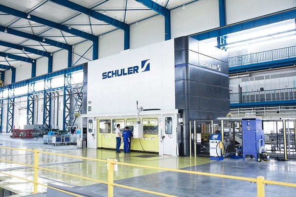 Schuler TechCenters: a unique innovation on the market
