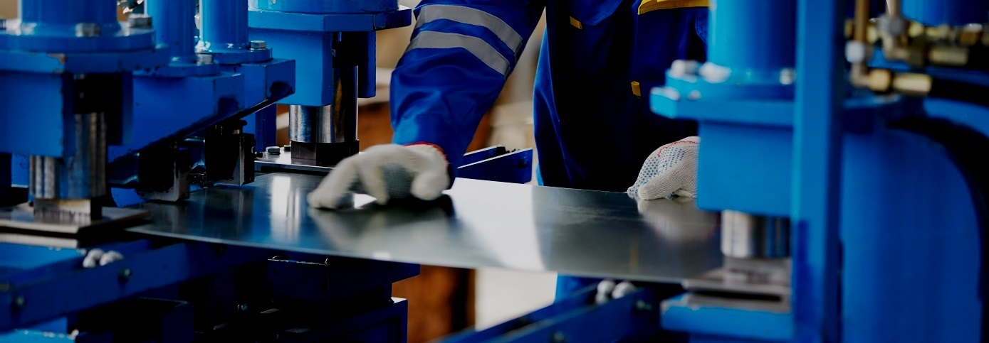 Find job offers for professionals in the field of sheet metal forming